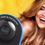 Modelka na webkameře pro BongaCams